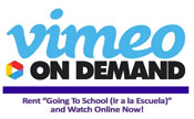 Rent Going To School and Watch Online Now with Vimeo On Demand!